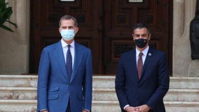 El Rey volverá el viernes a Barcelona tras no poder asistir al acto con los jueces