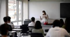 La Universidad del País Vasco abre expediente a un profesor que dio clases sin mascarilla