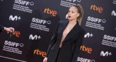 Ester Expósito durante la gala de clausura y entrega de premios en el Festival Internacional de Cine de San Sebastián.