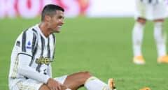 Cristiano Ronaldo vuelve a dar positivo por Covid-19