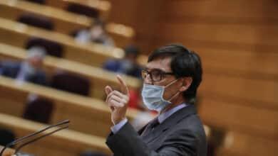 """Illa corrige a Madrid: """"Hay 710 casos por cada 100.000 habitantes"""""""