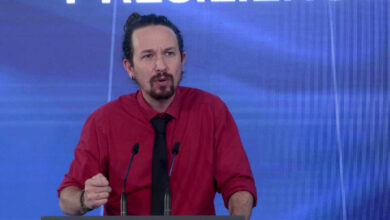 """Iglesias se defiende: """"Es inconcebible que sea imputado. No dimitiré ni como simple hipótesis"""""""