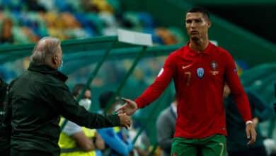 Cristiano Ronaldo da positivo en Covid-19