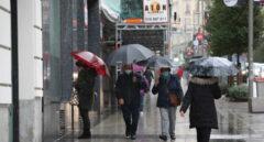 Un frente atlántico dejará temperaturas en descenso y fuertes lluvias este martes