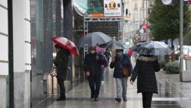 Un nuevo frente inyectará frío y lluvia el fin de semana en casi todo el país