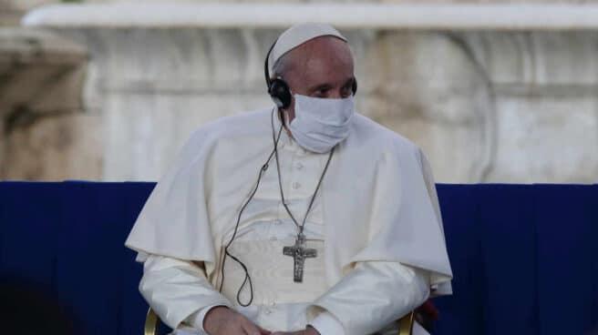 El Papa Francisco, en una imagen de archivo.