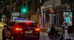 3.228 multas por botellones y 550 fiestas durante el estado de alarma en Madrid