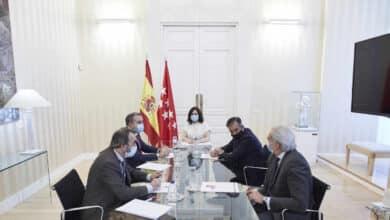 Madrid y las Castillas se reúnen con la vista puesta en cierre perimetral