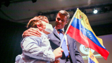 "Leopoldo López, contento con Sánchez: ""Ve a Maduro como un dictador"""