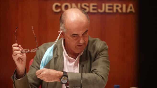 Madrid actualiza la información sobre la incidencia del Covid-19