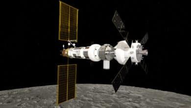 Europa avanza en su viaje a la Luna con la NASA