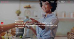 Banco Santander estrena un nuevo espacio de educación financiera online
