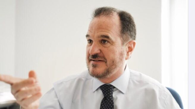 El presidente del PP vasco, Carlos Iturgaiz.
