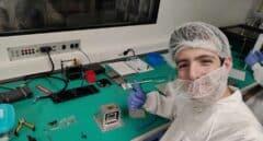 Julián Fernández, el genio de 17 años que llega al espacio con sus minisatélites