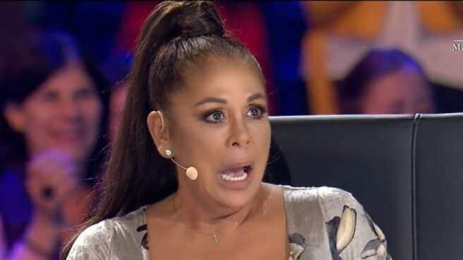 Isabel Pantoja en 'Idol Kids'.