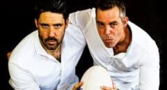 Jaime Nava y Juan Tinoco, autores de 'Team!'.