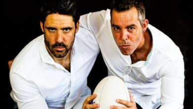 """'Team!' o cómo el rugby se convierte en una """"escuela de formación de personas"""""""