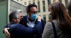 El juez deja en libertad a los detenidos por el desvío de fondos al independentismo