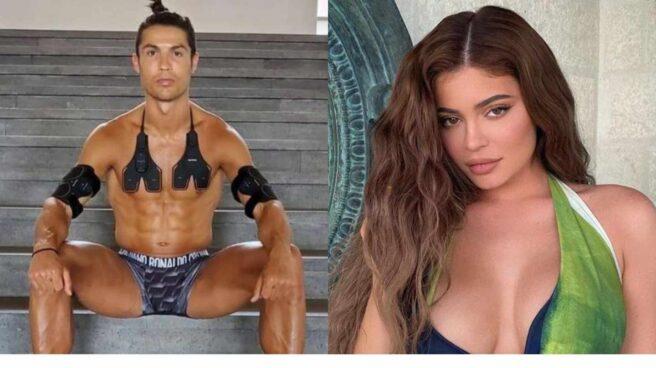 Cristiano Ronaldo y Kylie Jenner son dos de los famosos más seguidos en Instagram.