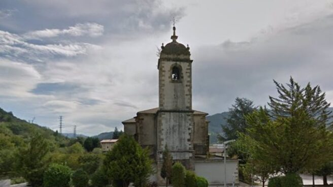 Iglesia de Lemoa (Vizcaya).