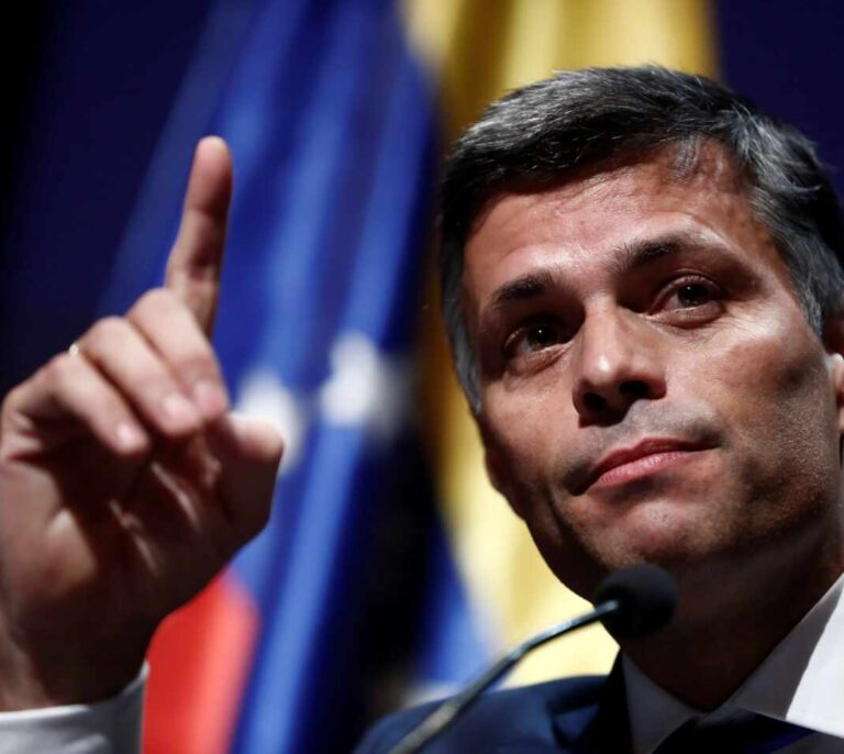 Leopoldo López, en busca de una transición a la española