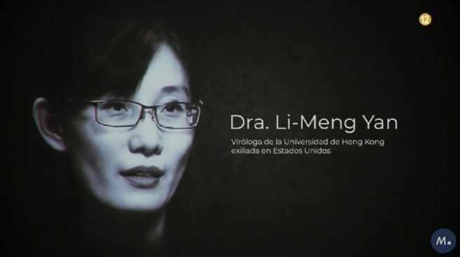 """Li-Meng Yan, la """"exclusiva"""" de Iker Jiménez no avalada por la ciencia - El Independiente"""