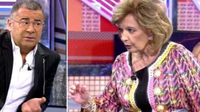 """Noche de tensión entre María Teresa Campos y Jorge Javier Vázquez: """"Te va a volver a dar un ictus"""""""