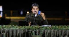 """Maduro acusa a España de permitir la """"fuga"""" del """"terrorista"""" Leopoldo López"""