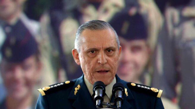 Ministro Defensa drogas