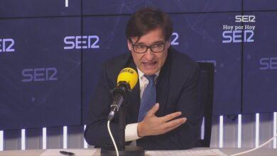 Illa descarta por ahora  levantar el estado de alarma en Madrid
