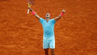 Con Nadal no hay dudas ni confusión: avanza a la final de Roland Garros