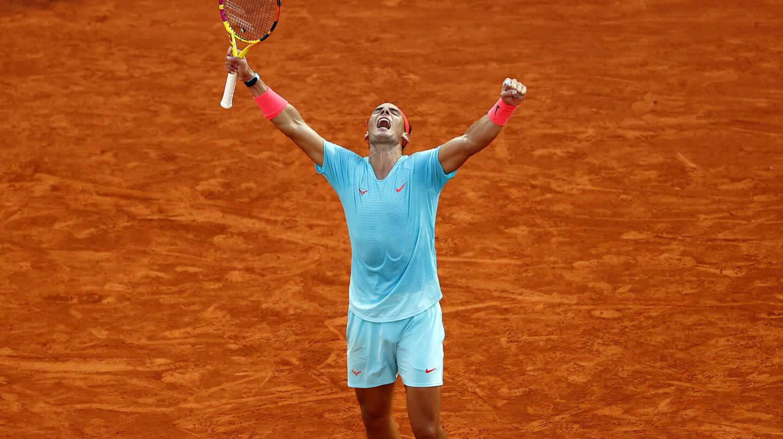 Nadal avanza a la final de Roland Garros