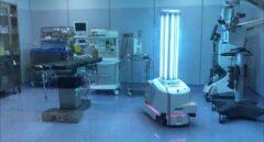 Así funcionan los robots que desinfectarán los hospitales españoles