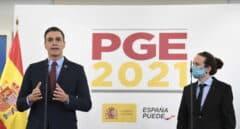 Iglesias fuerza a Sánchez a que le incluya en la comisión de los fondos europeos