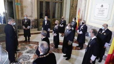 """Más de 2.500 jueces denuncian ante la Comisión Europea el peligro de """"violación grave del Estado de Derecho"""" en España"""