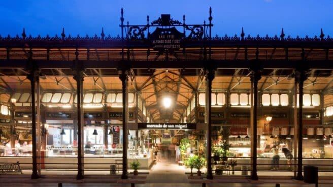 Mercado de San Miguel.