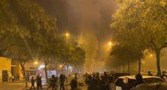 Incidentes en Sevilla contra el estado de alarma