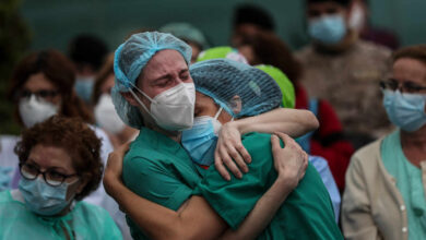 La crisis del coronavirus vista por los mejores fotógrafos
