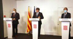 """Puigdemont señala al Rey: """"Durante su mandato se ha inhabilitado a todos los presidentes catalanes"""""""