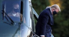 Donald Trump, hospitalizado tras dar positivo en coronavirus