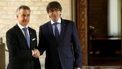 Gobierno y PNV se alían para aislar a Puigdemont