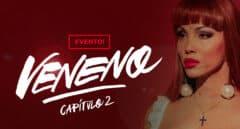 'Veneno' estrenará sus dos primeros episodios en Antena 3 el 25 de octubre