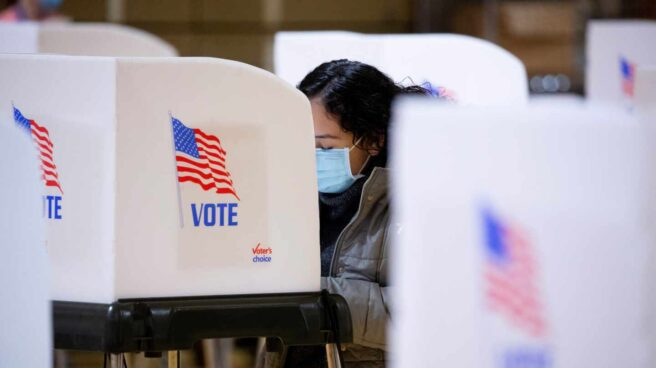 Votante EEUU 2020