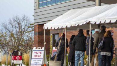 2020: el año en que los jóvenes de EEUU se han volcado en las urnas