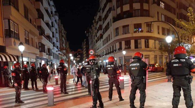 El 20% de los jóvenes vascos apoya el uso de la violencia para lograr fines políticos