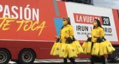 Correos lidera el desafío logístico de La Vuelta 2020