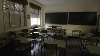 Un estudio concluye que la ventilación de las aulas escolares es muy deficiente
