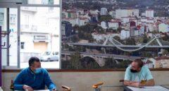 Orense, una ciudad azotada por el coronavirus