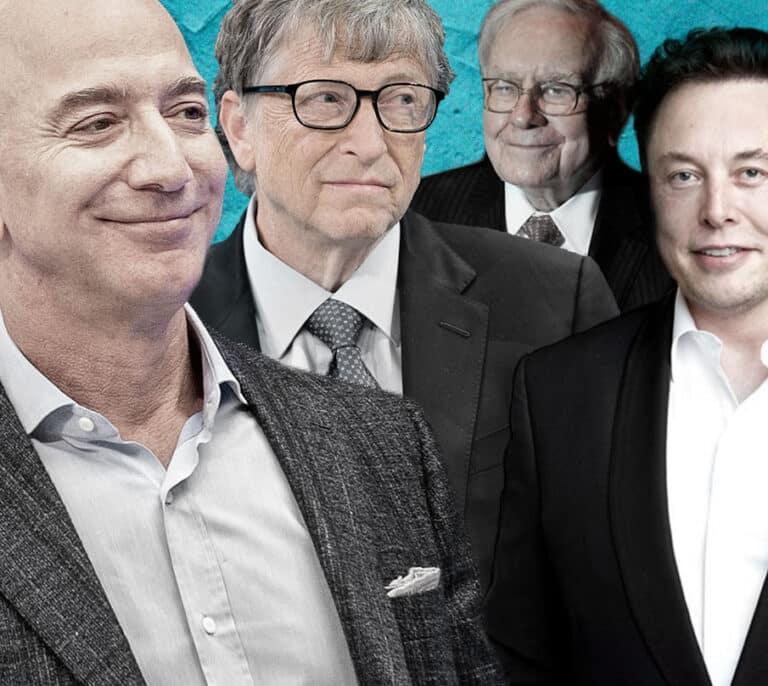 Ni Gates, ni Buffett: las fortunas que no votarán por Donald Trump