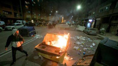 El hartazgo por la pandemia estalla en la calle